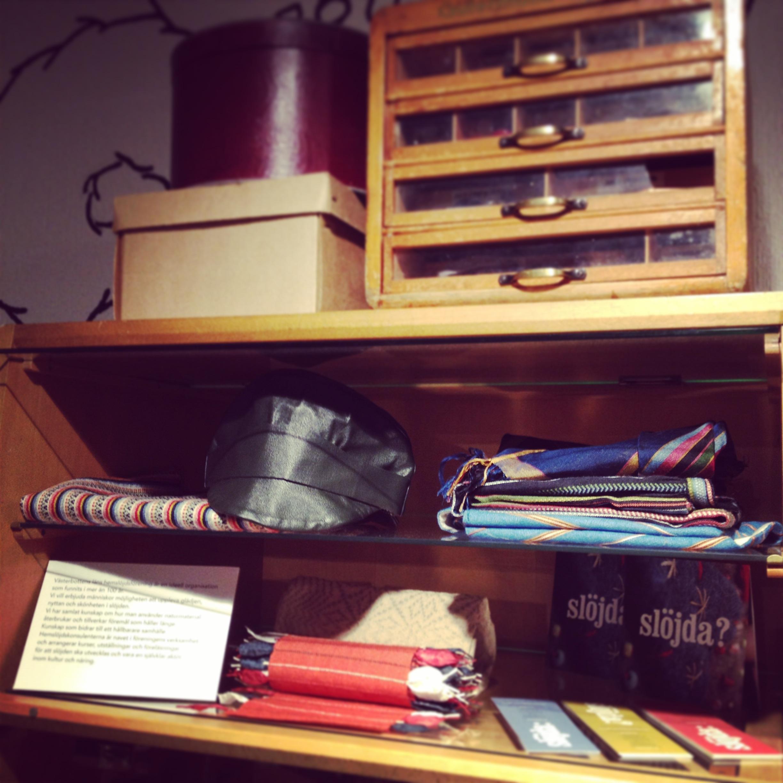 Textil på Västerbottens museum