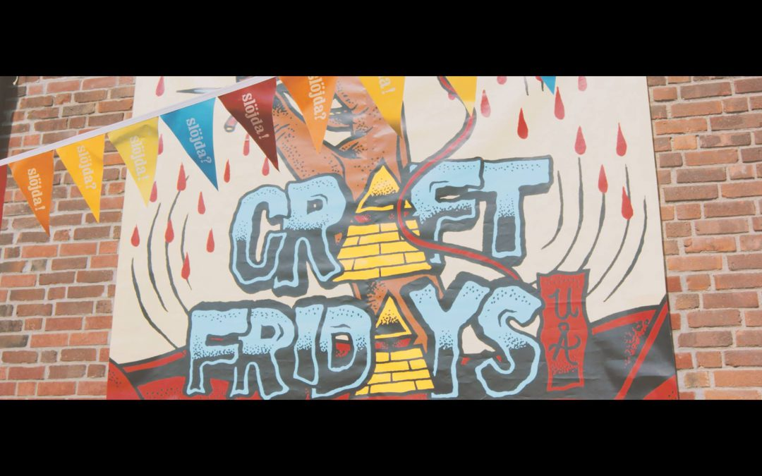 Craft Fridays har fått en egen film