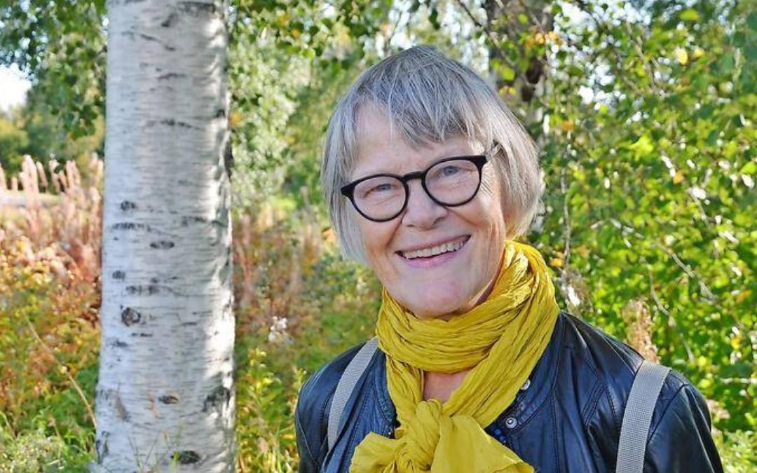 Hedersstipendium till Kristina Ersviken