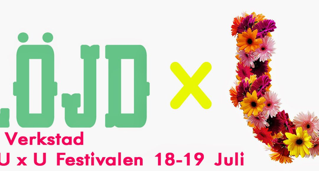 Slöjd pop-up på UxU Festivalen