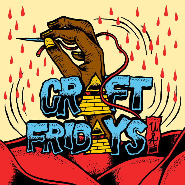 Craft Fridays UÅ 15/1