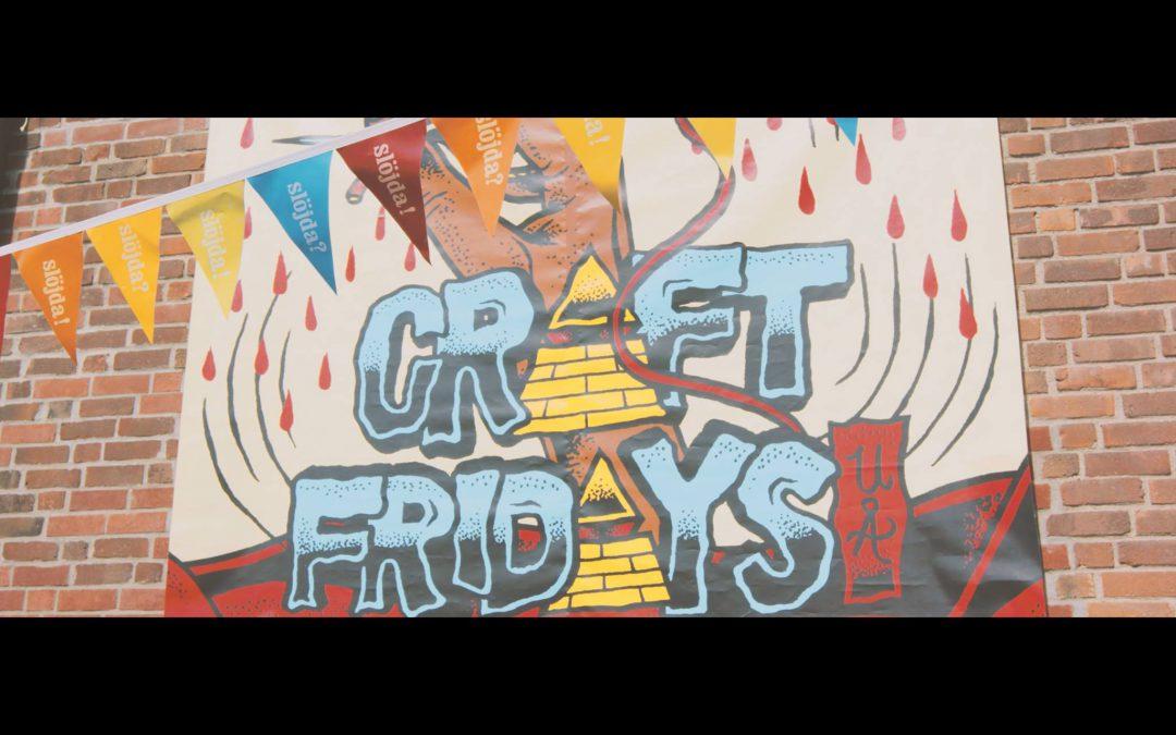 Craft Fridays har fått en egen film