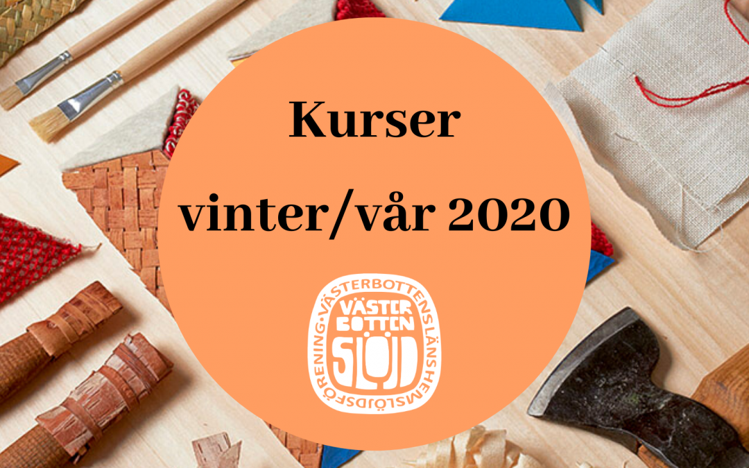 Kursprogram vinter 2020